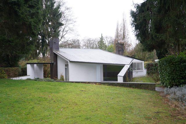 Maison Bedoret  (1957) architekta Jacquese Dupuise,  Belgie | foto: Adam Štěch
