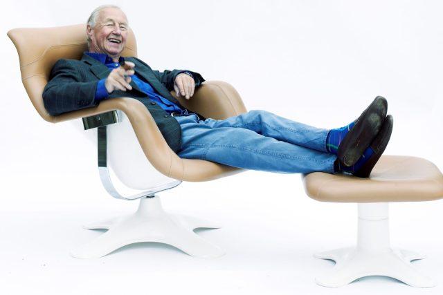 Interiérový designér,  podnikatel,  autor populárních knih Sir Terence Conran | foto: Archiv Conran Shop