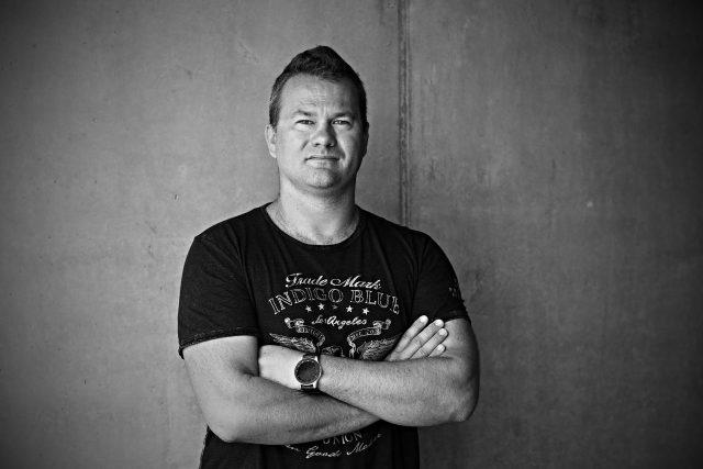 Tomáš Boukal,  antropolog   foto: Michael Erhart,  Český rozhlas