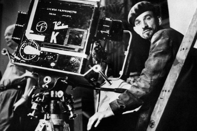 Ingmar Bergman | foto: Fotobanka Profimedia