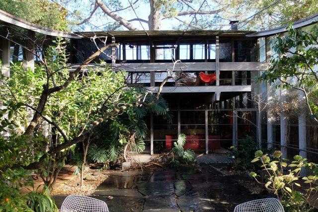 Walsh Street House, vlastní dům architekta Robina Boyda, Austrálie
