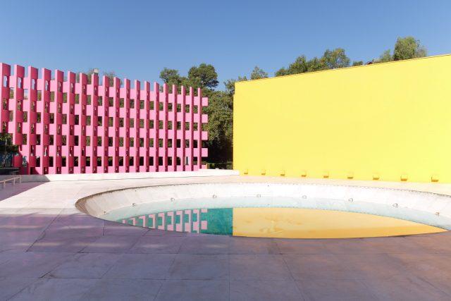 Hotel Camino Real Polanco architekta Ricarda Legorrety v Mexico City | foto: Adam Štěch
