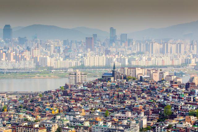 Soul,  Jižní Korea   foto: Profimedia