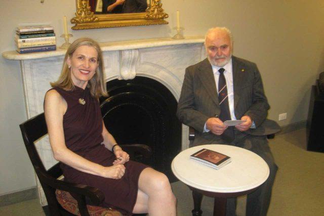 Susan Lucak a Antonín Dvořák III.   foto:  Osobní archiv Susan Lucak