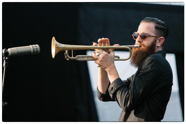 Avishai Cohen 'Triveni', Gent Jazz Festival, 11.07.2014
