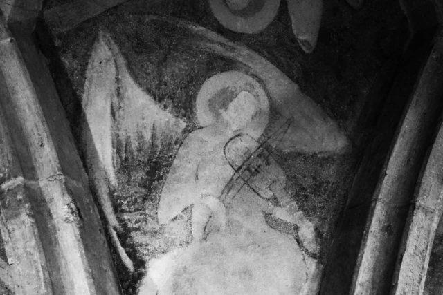 Anděl s fidulou