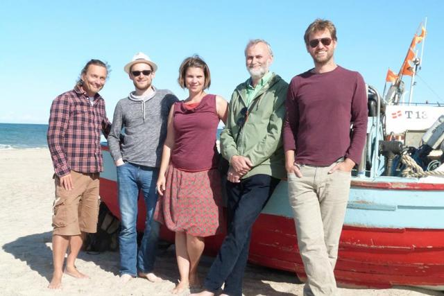 kapela Poitín v Dánsku