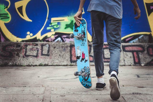 skateboarding | foto: Daria Tumanova,  Unsplash