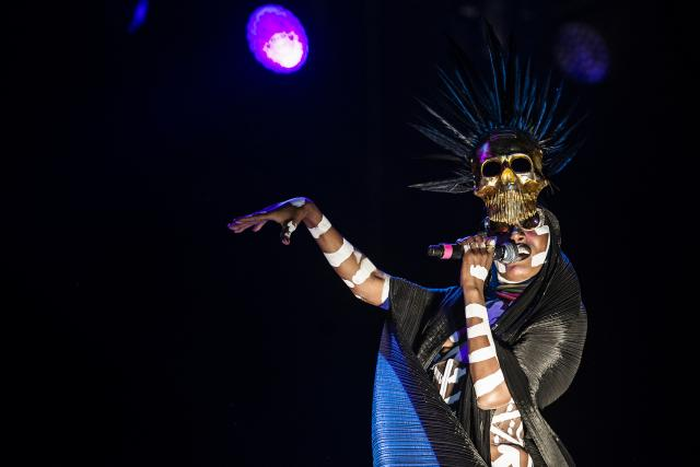 Grace Jones na Heineken Primavera Sound 2017