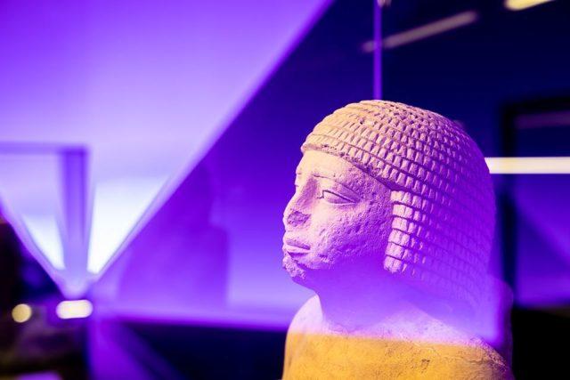 Z výstavy Sluneční králové | foto: Národní muzeum