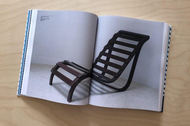 Ukázka z publikace Design from the Alps 1920–2020