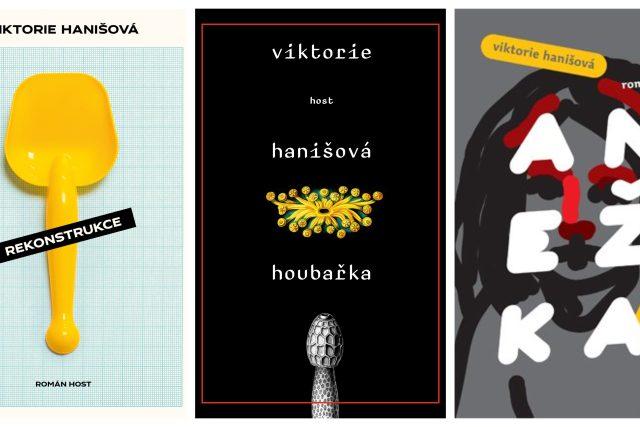 Knihy Viktorie Hanišové