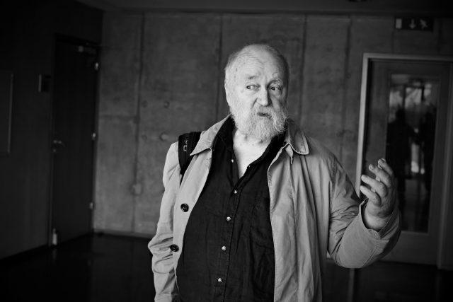 Karel Vachek | foto: Tomáš Vodňanský,  Český rozhlas