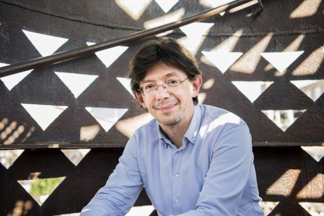Dirigent Václav Luks   foto: Petra Hajská