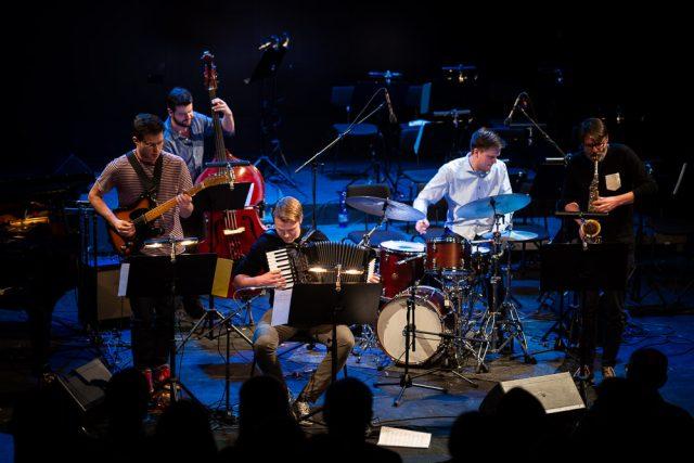 Studeni Katedry jazzové interpretace JAMU na JazzFestu Brno 2018