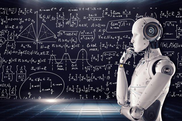 robot - umělá inteligence