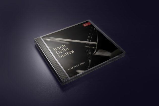 Saša Večtomov: Bach – Violoncellové suity