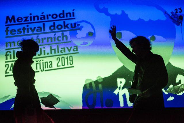 Festival dokumentárních filmů Ji.hlava, zahájení