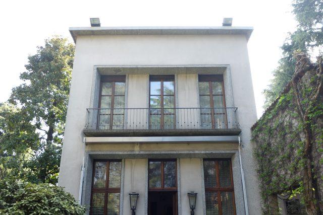 Villa Borsani ve Varedu, designér Osvaldo Borsani