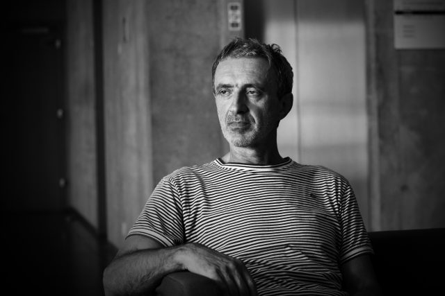 Ladislav Šerý   foto: Michael Erhart,  Český rozhlas
