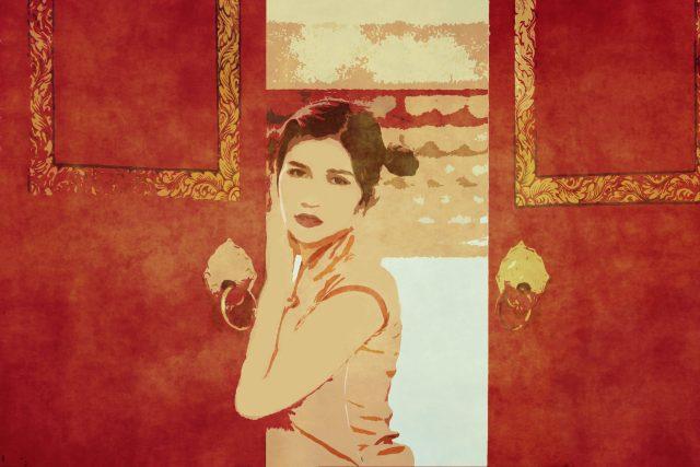 Čínská dívka, obraz Číny devadesátých let v románu spisovatelky Šeng Kche-i