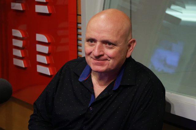 Sochař Michal Gabriel