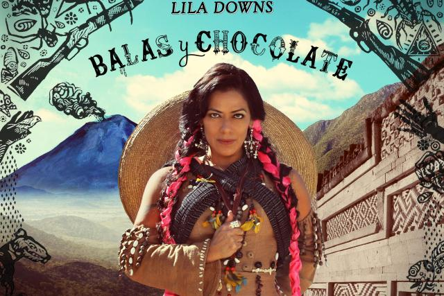 CD Balas y Chocolate od Lily Downs | Sony Music