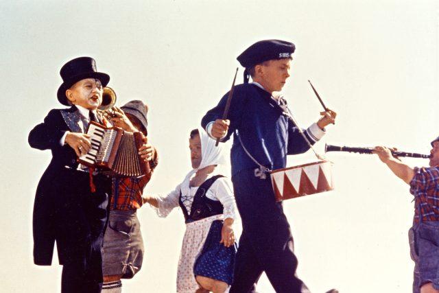 Z filmu Plechový bubínek  (Die Blechtrommel),  1979 | foto: Profimedia