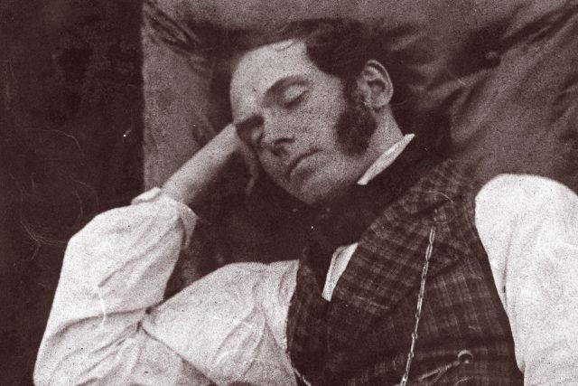 Nicolaas Henneman spící