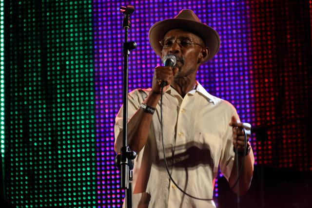 Linton Kwesi Johnson | Festival Cruïlla, Barcelona 07.07.2012