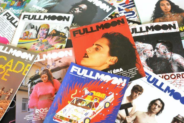 Full Moon magazín