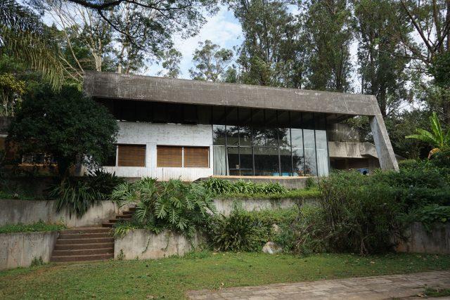 Vlastní vila architekta Hanse Broose v brazilském São Paulu | foto: Adam Štěch,  Český rozhlas