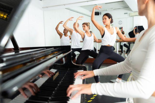 Taneční lekce | foto: Profimedia