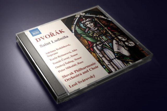 Antonín Dvořák: Svatá Ludmila | foto: Naxos