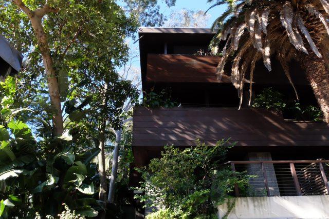Rodinný dům architekta Nevilla Gruzmana v Austrálii