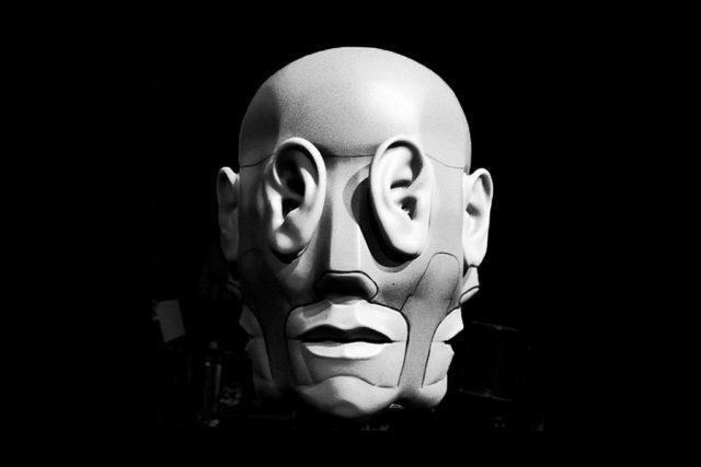 Binaurální hlava