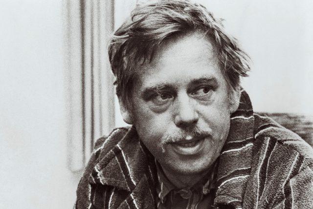 Václav Havel,  1976 | foto: Profimedia