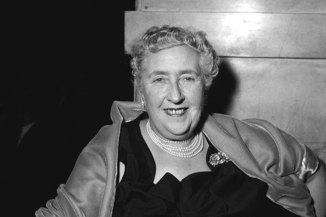 Agatha Christie | foto: Profimedia