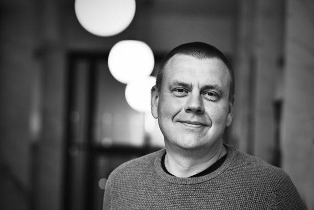 Petr Vidlák | foto: Tomáš Vodňanský,  Český rozhlas