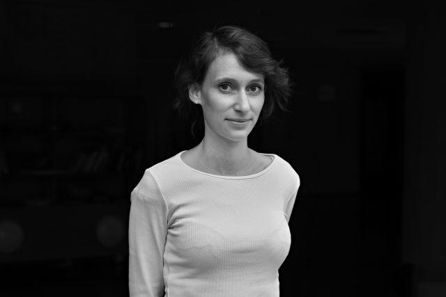 Kristýna Péčová | foto: Michael Erhart,  Český rozhlas,  Český rozhlas