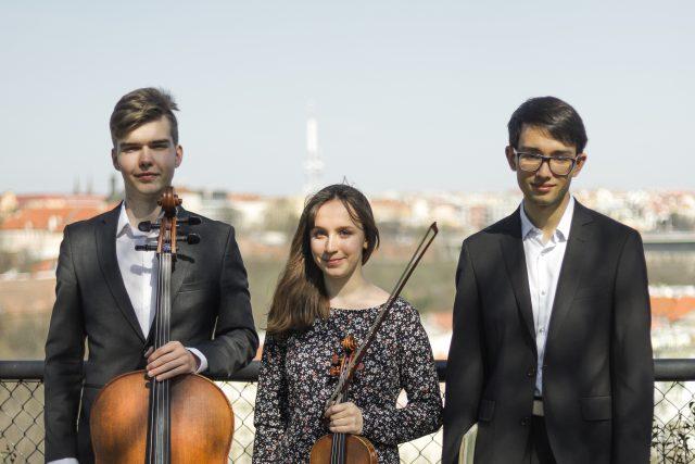 Trio Vyšehrad | foto: Jakub Nekvasil