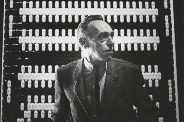 Italský designér Achille Castiglioni