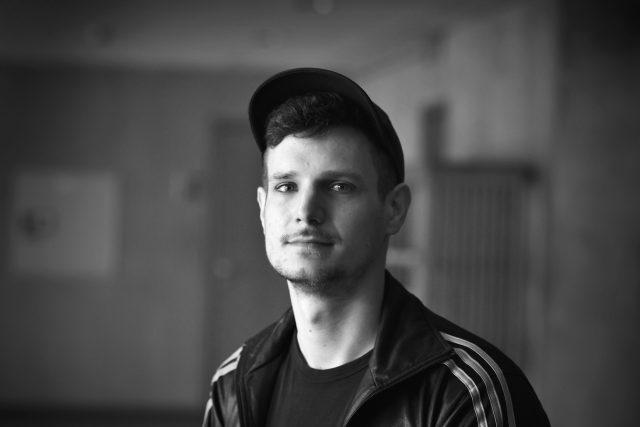 Martin Páv,  režisér filmu Vlci na hranicích | foto: Tomáš Vodňanský,  Český rozhlas