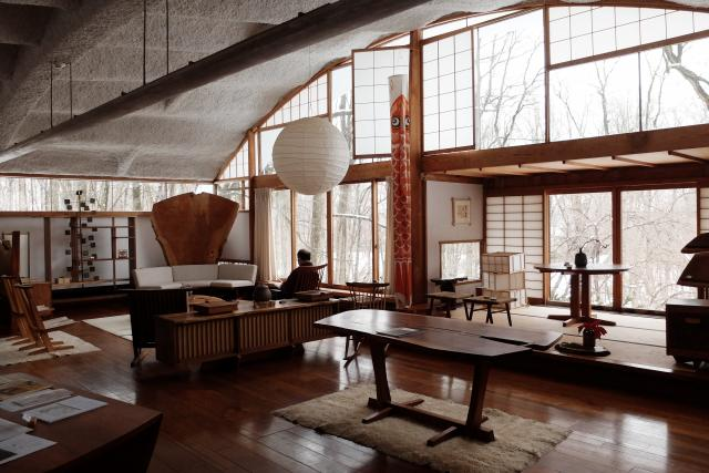 Studio Conoid designéra George Nakashimy
