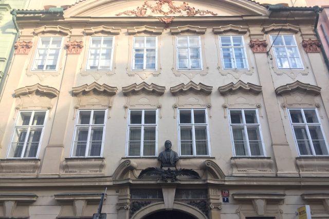 MacNevenův palác na Novém Měste v Praze