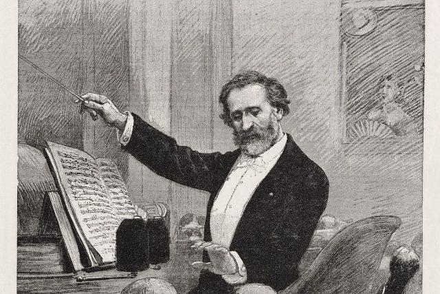 Verdi diriguje Aidu