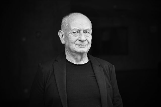 Zdeněk Freisleben   foto: Michael Erhart,  Český rozhlas