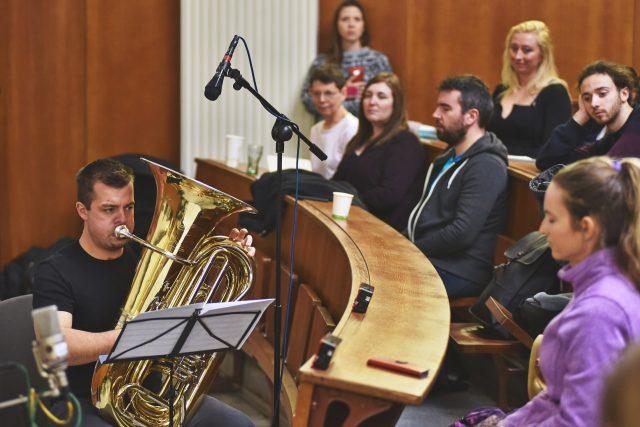 Hudba k Siréně, společný projekt Českého rozhlasu Vltava a Orchestru Berg