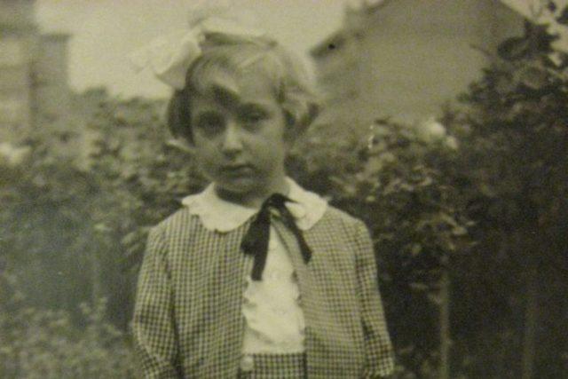 Školačka Helga Weissová | foto: Post Bellum