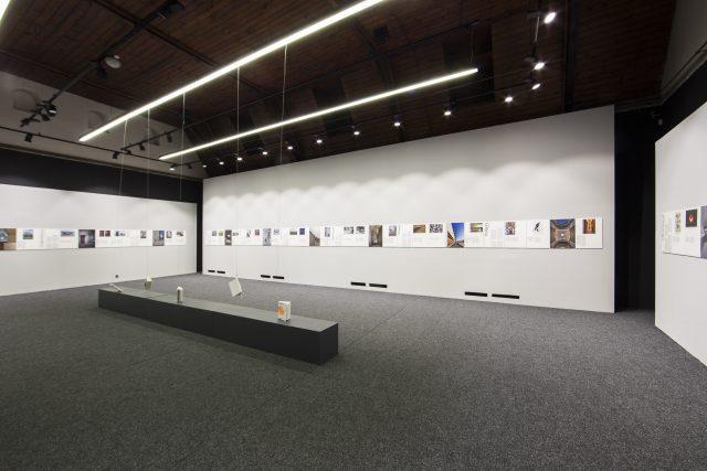Výstava Architektura reciprocity | foto:  Jiří Straka,  MCA atelier,  Pavla Melková